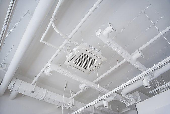空調設備工事ではどんな施工を行うの?